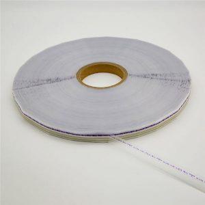 Iespiestas atkārtoti noslēdzamas maisiņu aizzīmogošanas lentes