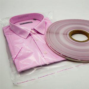 OPP Bag Sealing Tape apģērbu maisiņiem